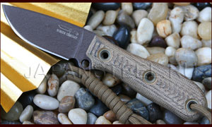 Нож туристический Busse Combat Game Warden Muddy CM