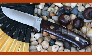Нож туристический Bob Doizier K-22 Buffalo River Hunter Ironwood