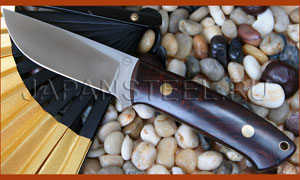 Нож туристический Bob Dozier K-MH Master Hunter Ironwood